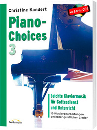 Piano-Choices 3